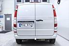 Mercedes Vito 116 CDI 163HK DUBBELGOLV DRAG DEFAVÄRMARE