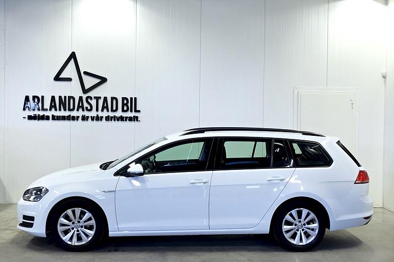 Volkswagen Golf TDI 110hk SC /1års garanti