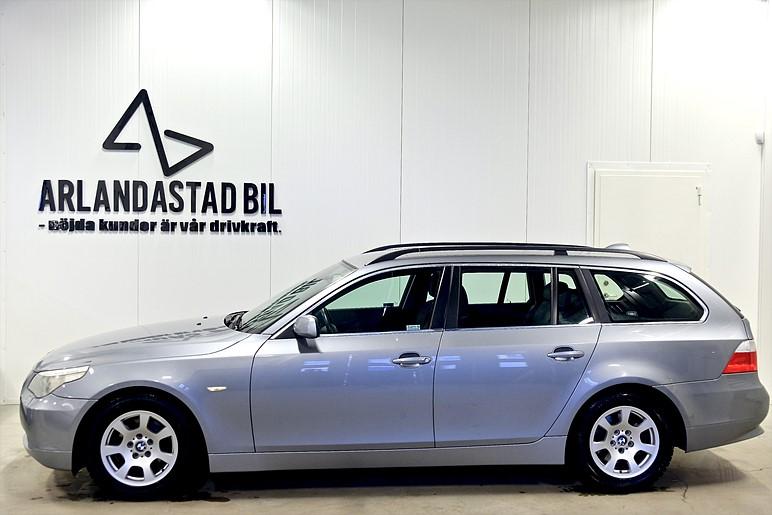 BMW 525 i 192hk E61 Aut