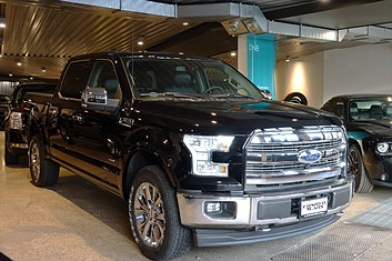 Ford F150 Lariat SuperCrew V6 EcoBoost