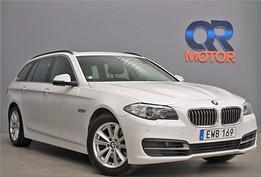 BMW 520d xDrive Touring Eu6 / Panorama / Läder / S+V 190hk