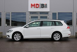 VW Golf SC 1.0 TSI 110hk Drag Backkamera Facelift