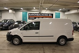 Volkswagen Caddy 1.6 TDI Maxi Skåp 102hk