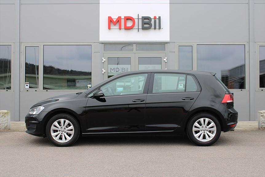 Volkswagen Golf TSI 110hk EU6 0kr kontant möjligt