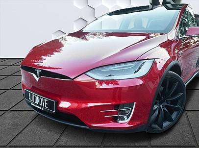 Tesla Model X 90D 423hk Free Charge MCU2
