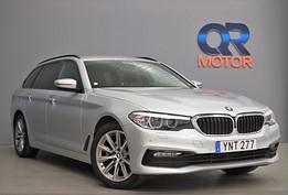 BMW 520d d xDrive Touring Sport line Eu6 / Dragkrok /190hk
