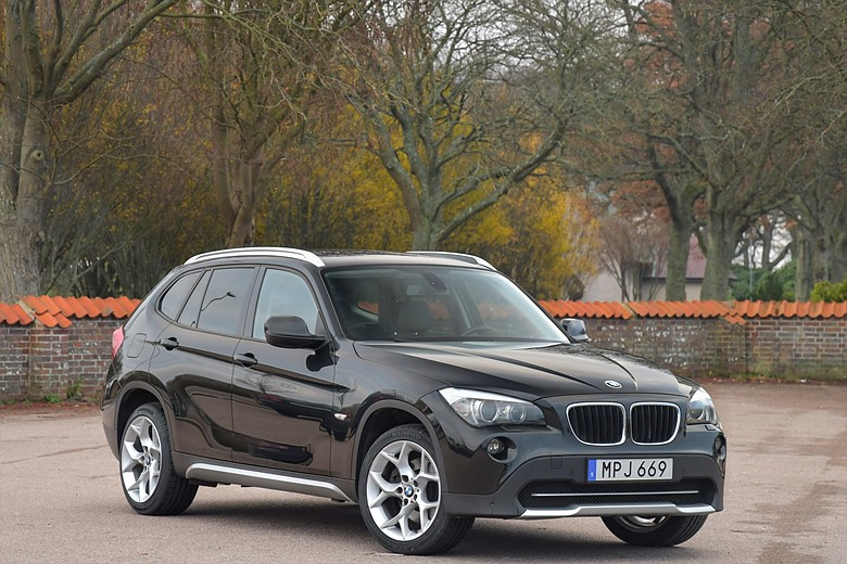 BMW X1 3.0 (218hk) xDrive steptronic