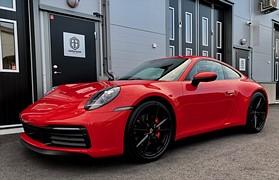 Porsche 911 992 CARRERA 4S NY Mkt utr års 2020