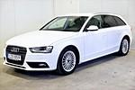 Audi A4 TDI 163hk /Alcantara