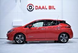 Nissan LEAF 40KWH 150HK BOSE NAVI SKINN BACKKAMERA