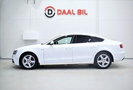 Audi B8 A5 SPORTBACK 2.0TDI 190HK QUATTRO ALPINE EDITION