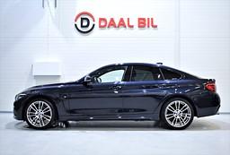 BMW 420D XDRIVE 190HK GRANCOUPÉ M-SPORT SE.UTR!!