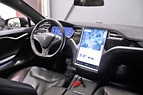 "Tesla Model S 75D 333hk 21"" Turbine fälgar Fri supercharging"