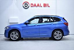 BMW X1 2.0 SDRIVE M-SPORT KAMERA NAVI HEADUP