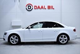 Audi A4 1.8 170HK COMFORT FULLSERVAD. 1-ÄGARE