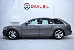 Audi A6 3.0 QUATTRO S 245HK DRAG M-VÄRM SPORTLINE