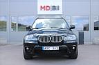 BMW X5 xDrive40d M Sport 7 sits Drag