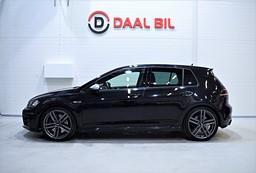 Volkswagen GOLF R 2.0 300hk 4MOTION TAKLUCKA BACKKAM EURO6