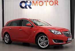 Opel Insignia 2.0 BiTurbo CDTI 4x4 D-VÄRME AUT 195hk