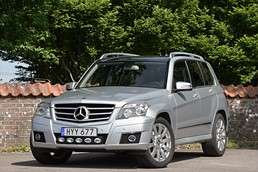 Mercedes-Benz GLK 320 CDI 4-Matic / Drag / M-värm