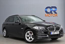 BMW 520d /Automat / Eu6 / P-Sensor / El-baklucka 190hk