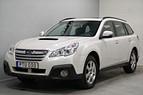 Subaru Outback 2.0 4WD Business / D-värme / GPS / Drag 150hk