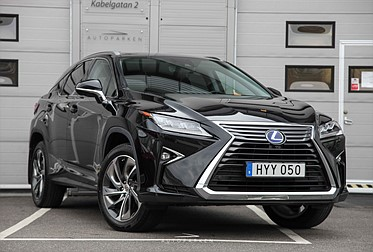 Lexus RX 450h Executive 3.5 V6 AWD ECVT Luxury Euro 6