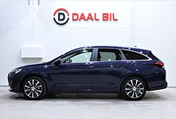 Hyundai i30 1.4 140HK NAVI KAMERA M.VÄRMARE NYBILSGARANTI