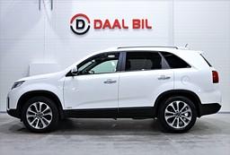 KIA Sorento 2.2 CRDI 4WD 197HK BUSINESS NAVI KAMERA SKINN