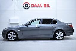 BMW 525i SEDAN 192HK PDC FULL SERV MEDIASPELARE