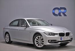 BMW 330d xDrive Sedan, F30 (258hk)