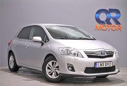 Toyota AurisHybrid 1.8 VVT-i CVT  S+V Hjul 99hk