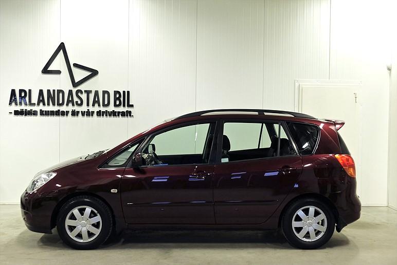 Toyota Corolla Verso 1,8 135hk Aut /Dragk