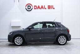 Audi A1 SPORTBACK 1.0 TFSI 95HK PROLINE P-SENS BT EURO6