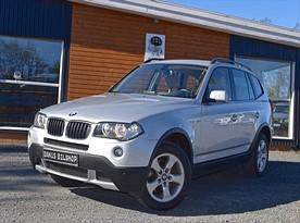 BMW X3 2.0d X-Drive/Drag/Parksensor/Navigation