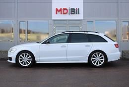 Audi A6 Allroad 3.0TDI Q 218hk EU6 Bose Drag Värmare Hellackering