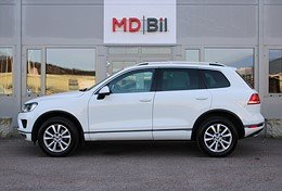 Volkswagen Touareg 3.0 TDI 4M Navi Drag Värmare Läder Moms