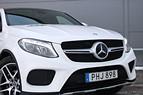 Mercedes GLE 350 d 4M Coupé AMG Värmare Drag Panorama