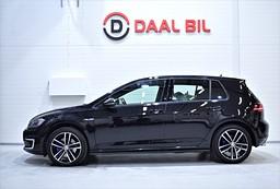VW Golf GTE 1.4 204HK MOMS HYBRID SE.UTR FULLSERV