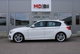 BMW 118d 150hk Aut M Sport Drag Hifi Nyservad