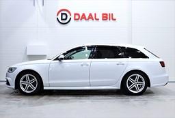 Audi A6 2.0 190HK SPORT EDITION DRAG P-SEN KEYLESS NYSERV.