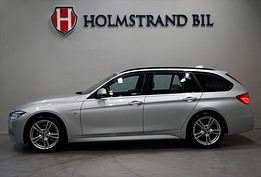 BMW 330iA xDrive Touring M-Sport / GPS / LED / Drag 252hk