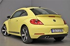 VW Beetle / Panorama / Läder