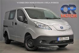 Nissan e-NV200 Van 24 kWh / Elbil 109hk