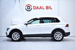 VW Tiguan 1.4 TSI 150HK 4M MOMS DRAG B-VÄRM KAMERA