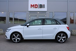 Audi A1 SB 86hk Teknik Proline 0kr kontant möjligt