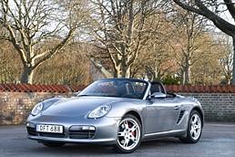 Porsche Boxster S 3.2 (280hk)