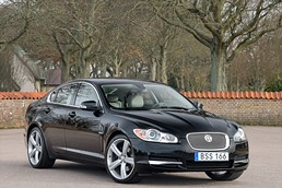 Jaguar XF 2.7D Aut Premium