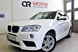 BMW X3 xDrive20d M Sport Dragkrok 184hk