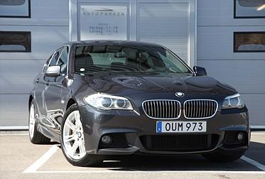 BMW 530 d xDrive M-Sport 258hk Sv-såld
